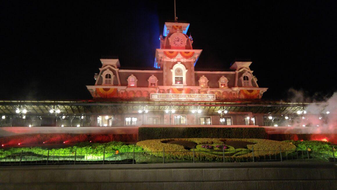 Magic Kingdom Mickey's Not So Scary Halloween Party