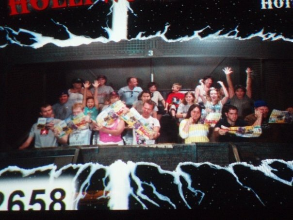 Tower of Terror BEST PHOTO EVER