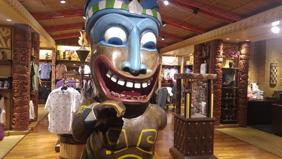 BouTiki Resort Store