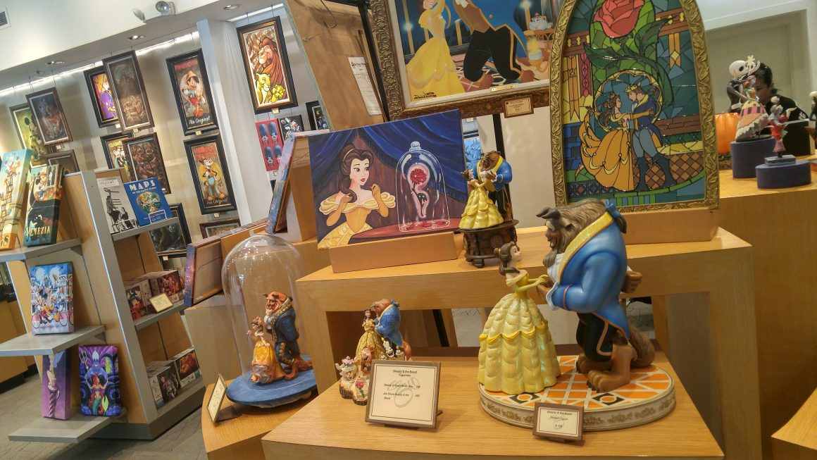 Disney Springs Art of Disney Store