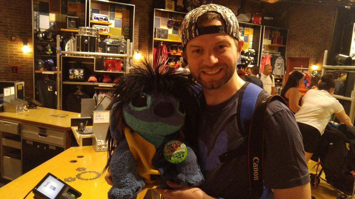 Stitch at Rock Around the Shop