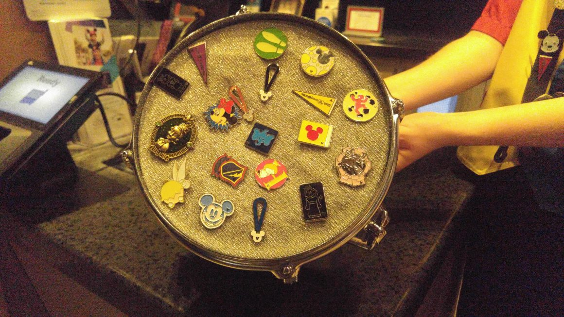 Rock around the Shop Pin Trading