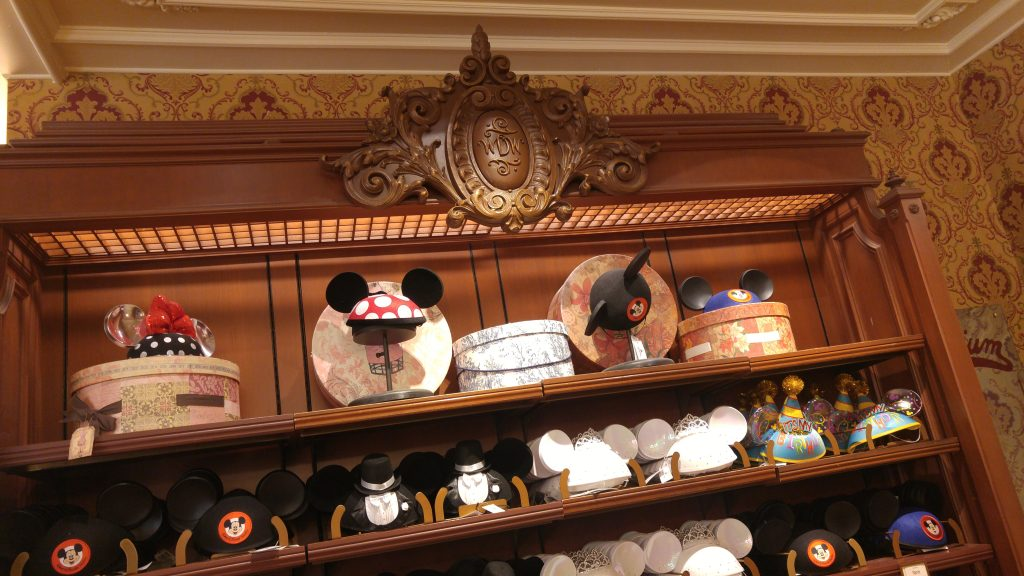 Mickey Ears at the Emporium