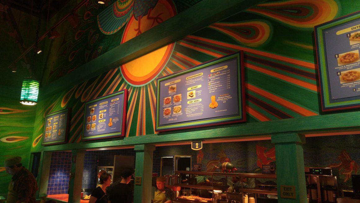 Restaurants To Avoid At Walt Disney World Quick Service Edition
