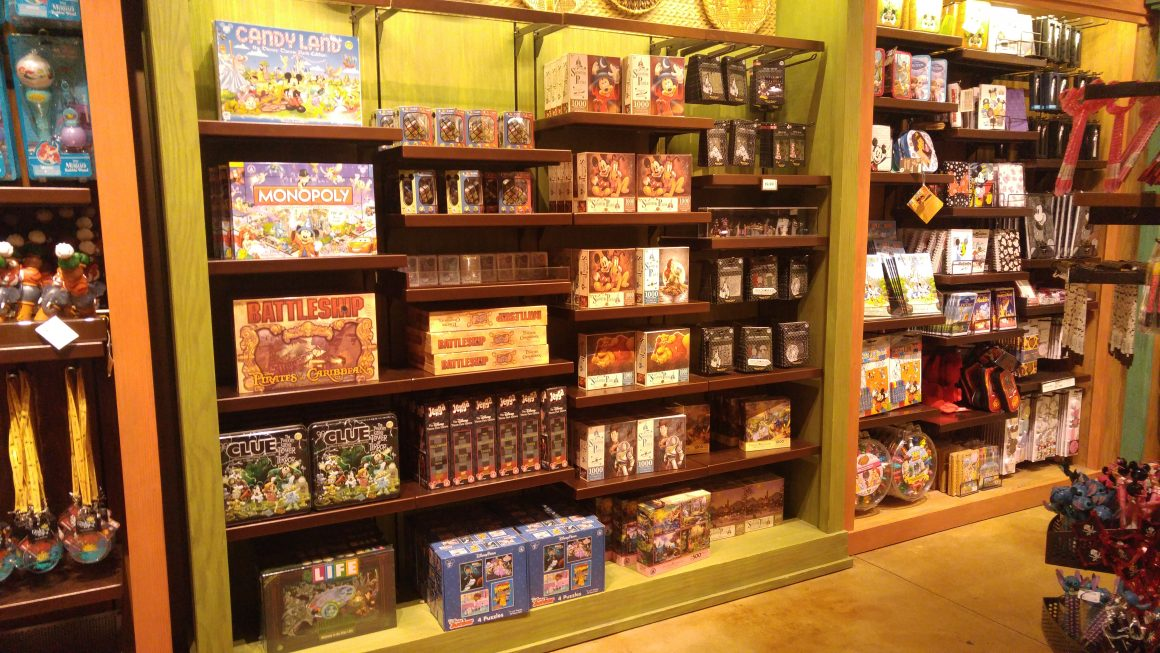 Puzzles and Games at Disney's Animal Kingdom