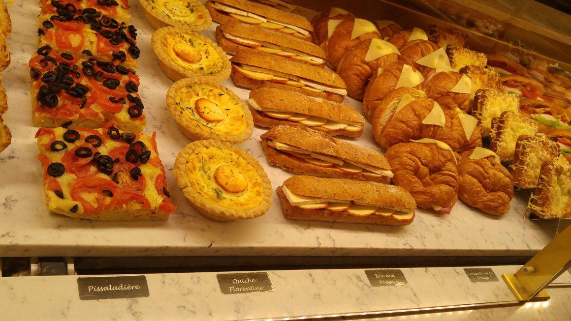 Les Halles Boulangerie Patisserie