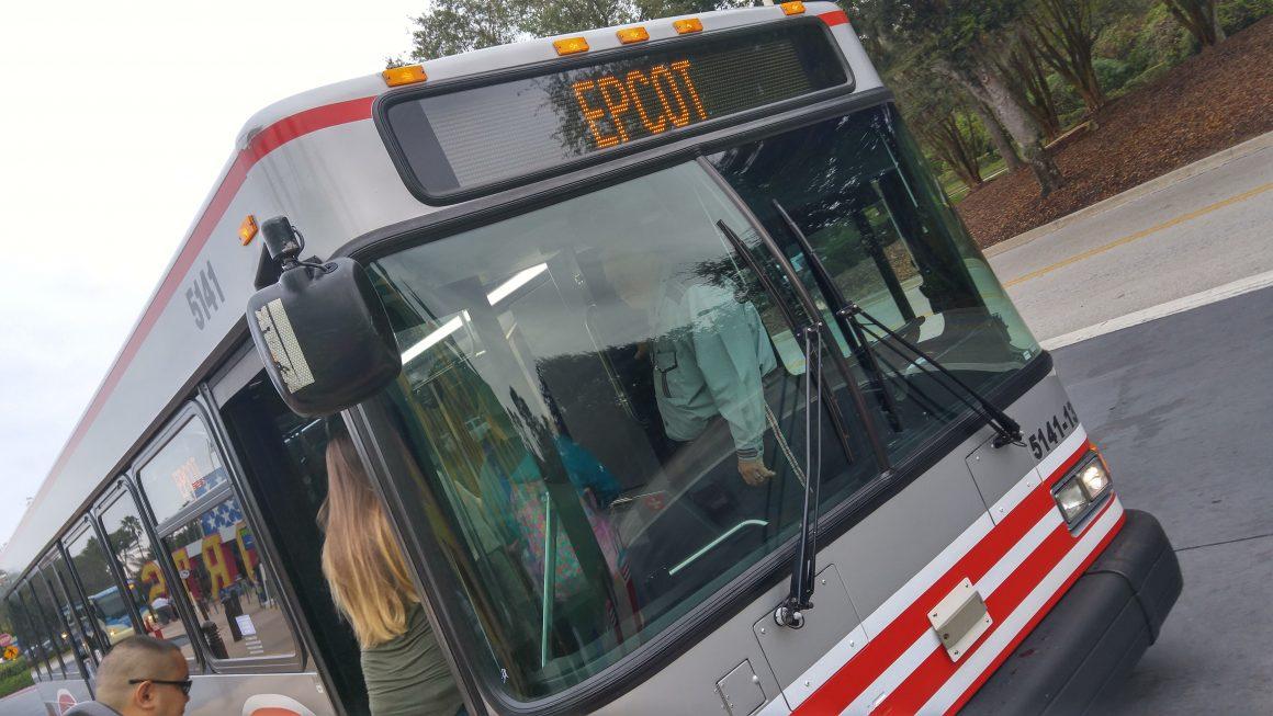 EPCOT Bus