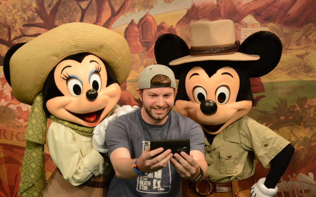 Where To Find Characters At Walt Disney World Steps To Magic