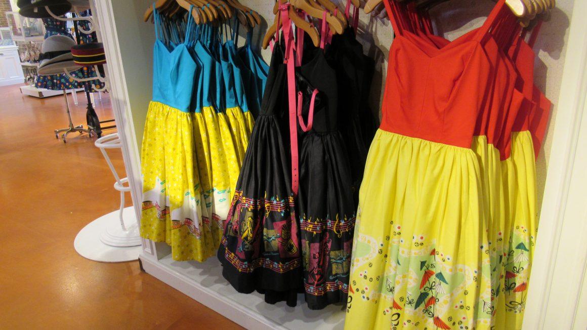 Cherry Tree Lane Dress Selection