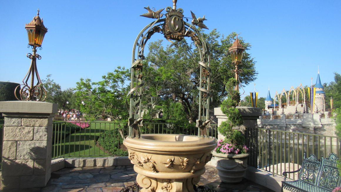 Cinderella's Wishing Well