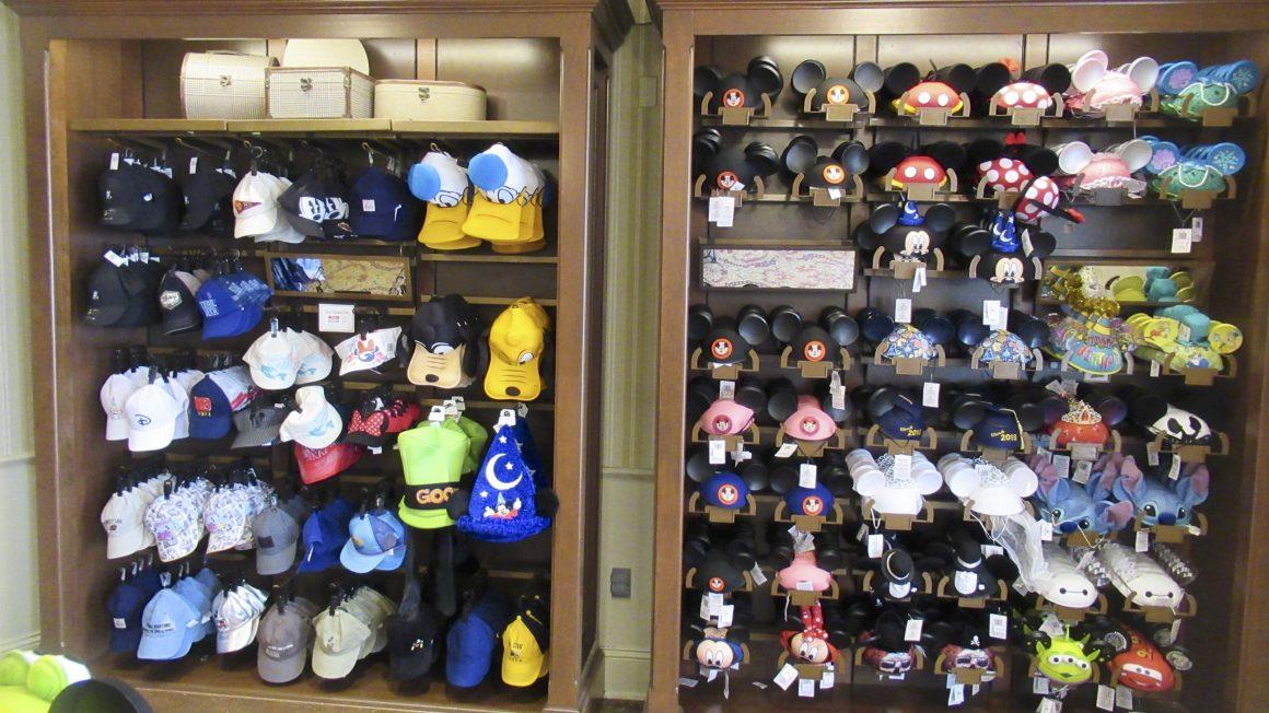 The Emporium Hat Selection