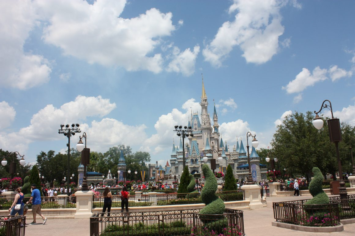 Magic Kingdom Hub