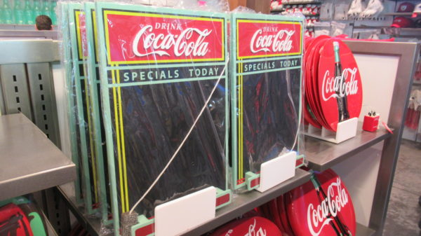 Coke Store Orlando Product Offerings
