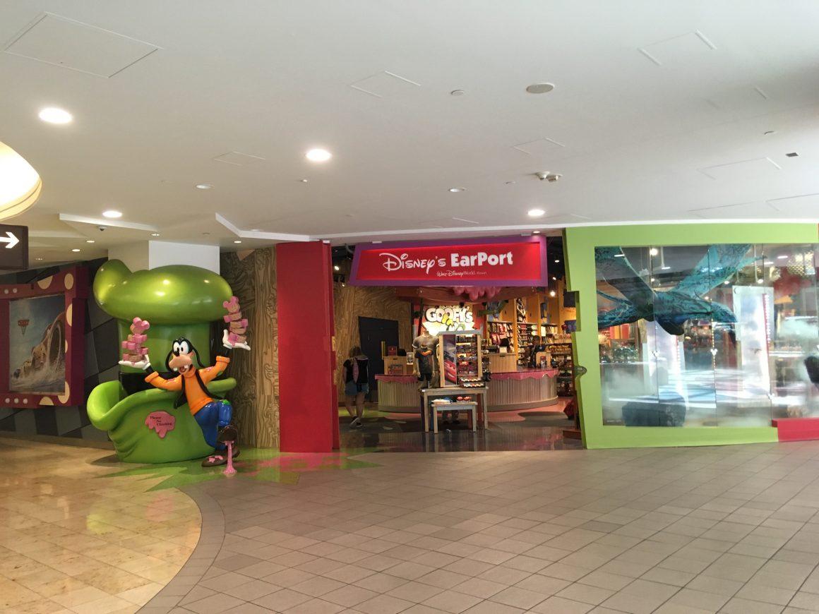 Disney's Earport at Orlando International Airport