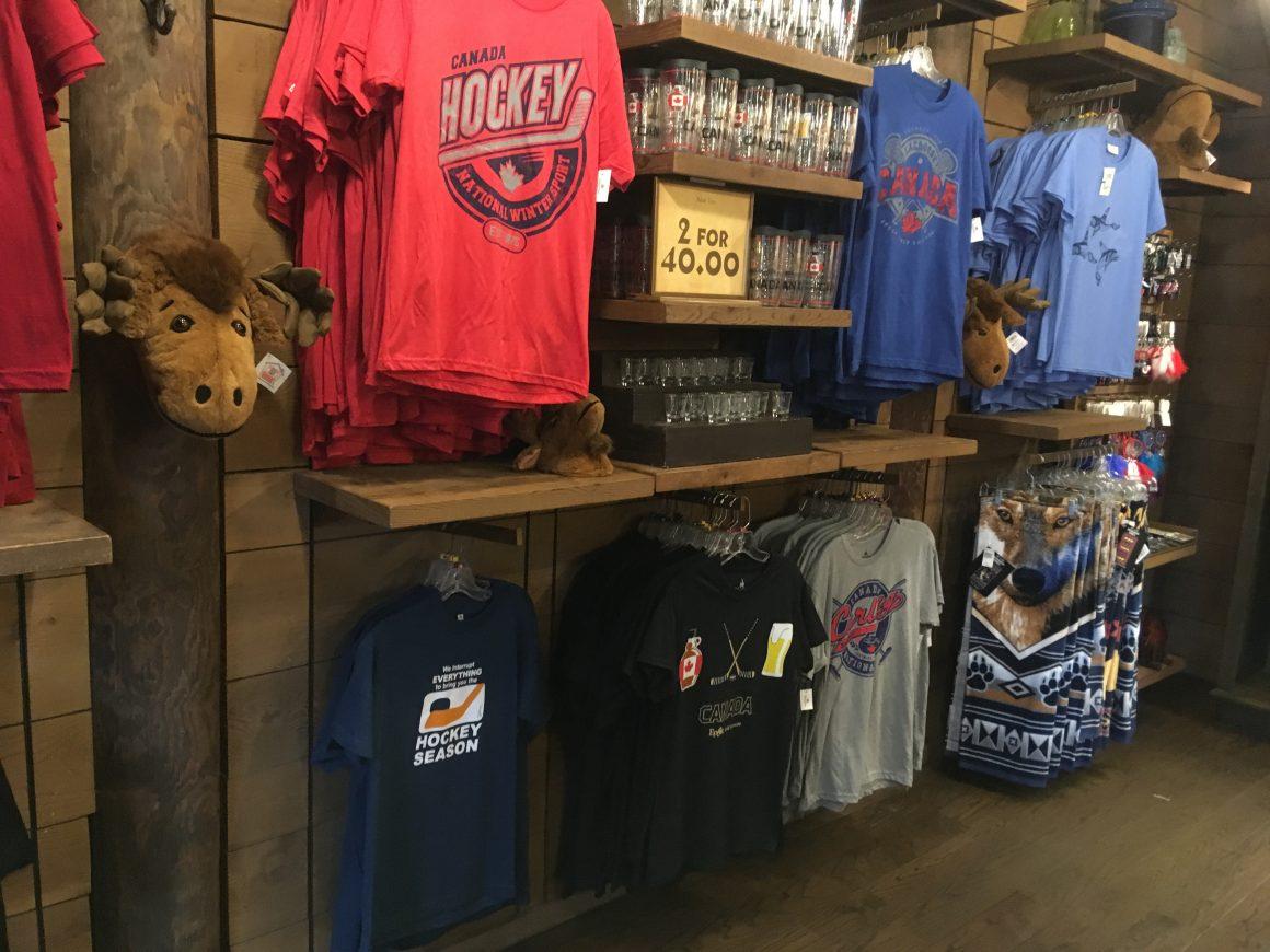 Northwest Mercantile Merchandise Shop