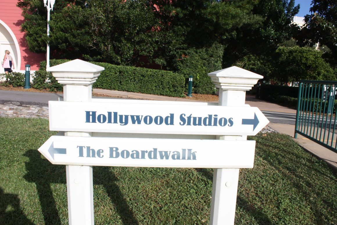 Walk from EPCOT To Disney's Hollywood Studios
