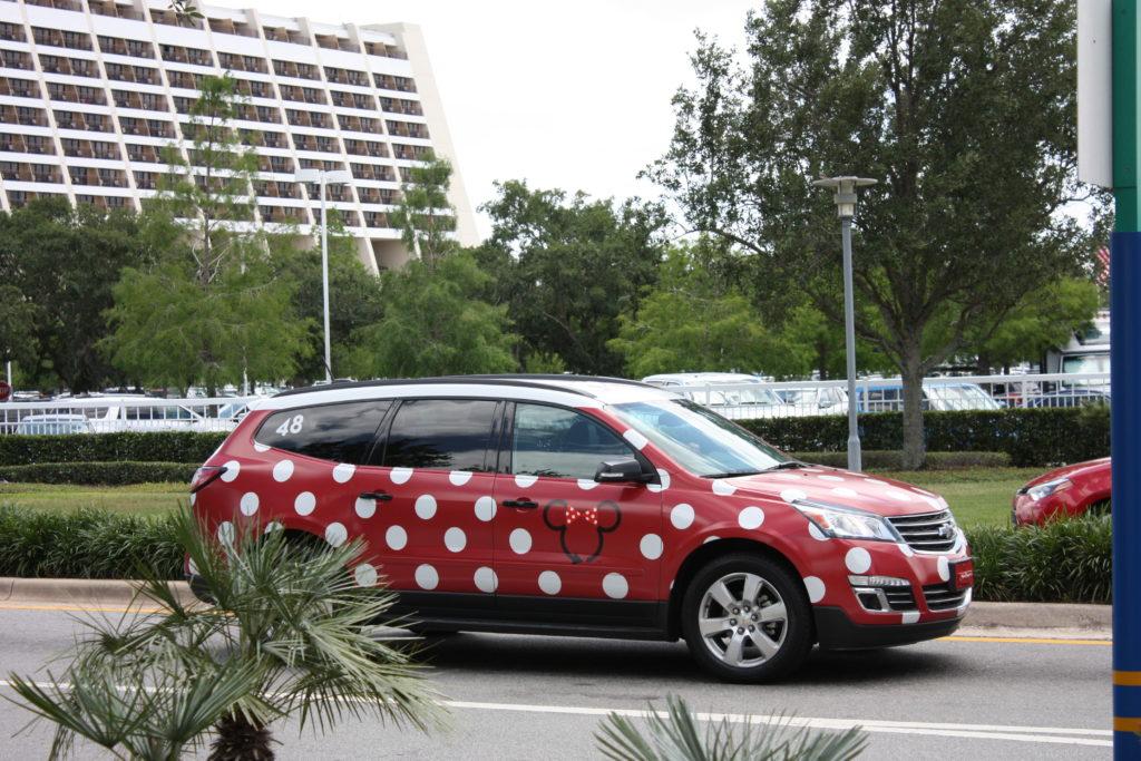 Disney's Minnie Van