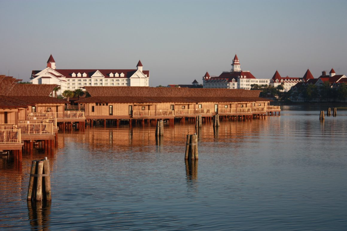 Disney's Polynesian Village Resort Bungalows