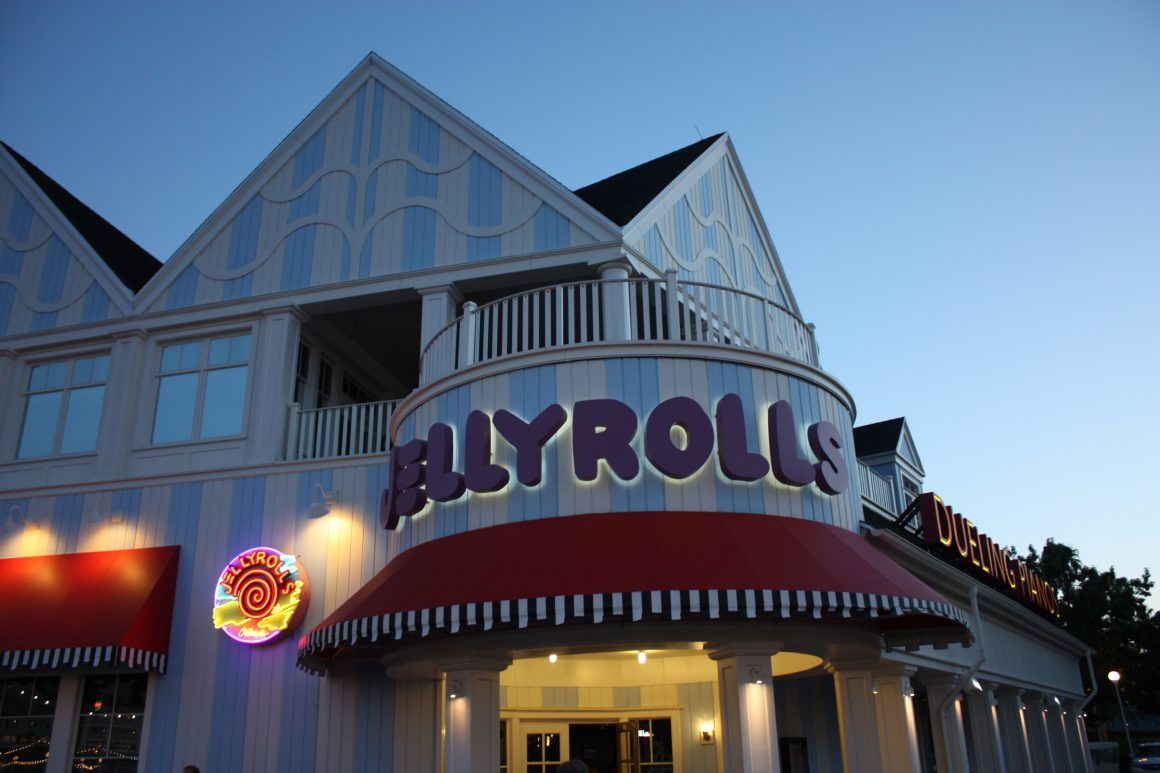 Jellyrolls at The Boardwalk