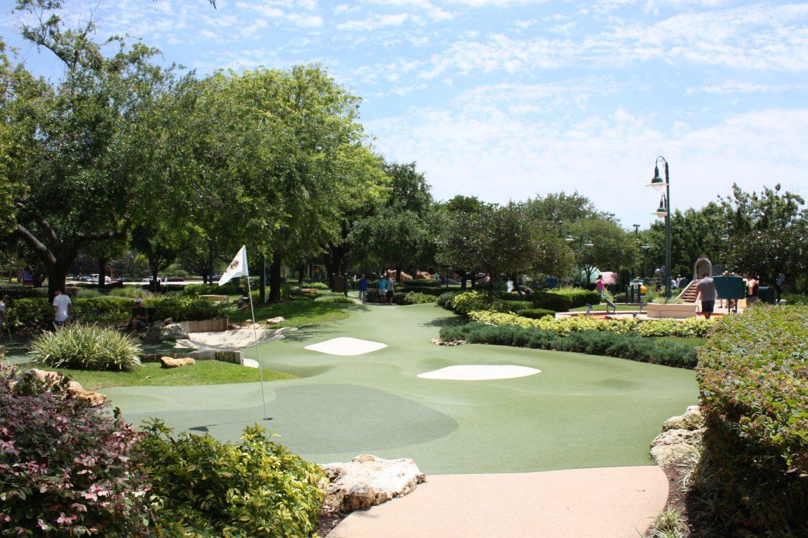 Fairways Course at Fantasia Gardens