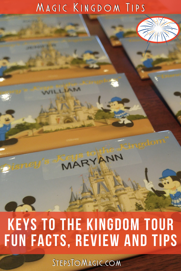 Keys To The Kingdom Tour Fun Facts And Tips - #StepstoMagic