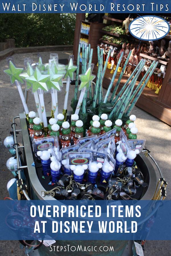 Overpriced Items at Disney World