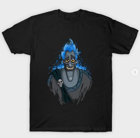 God of the Underworld T-Shirt