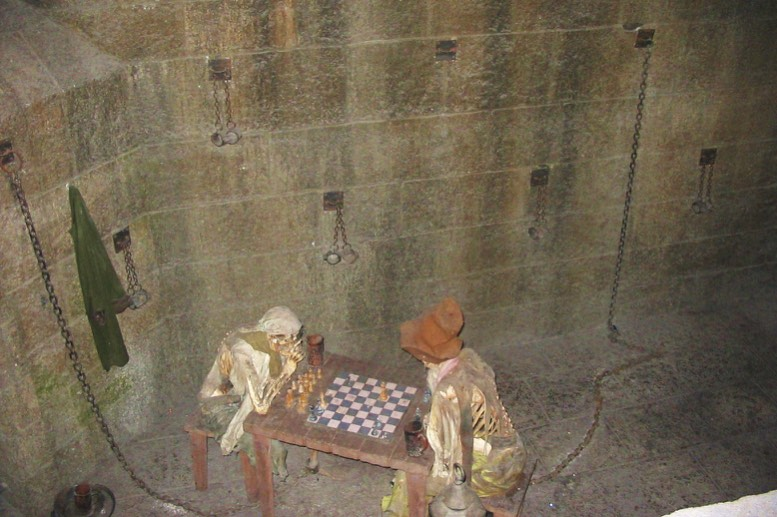 Chess Game Trapped in Perpetual Check