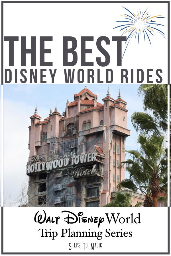 Best Rides at Disney World