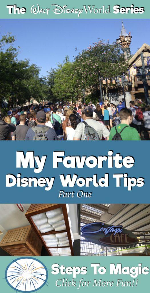 My Favorite Disney World Tips