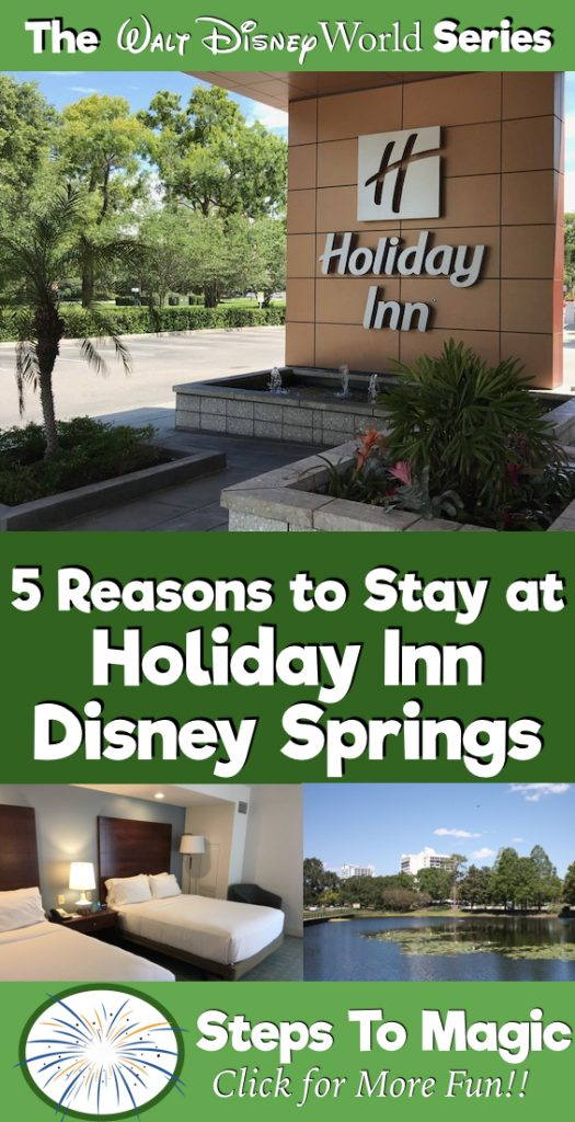 Reasons to Stay at Holiday Inn Disney Springs