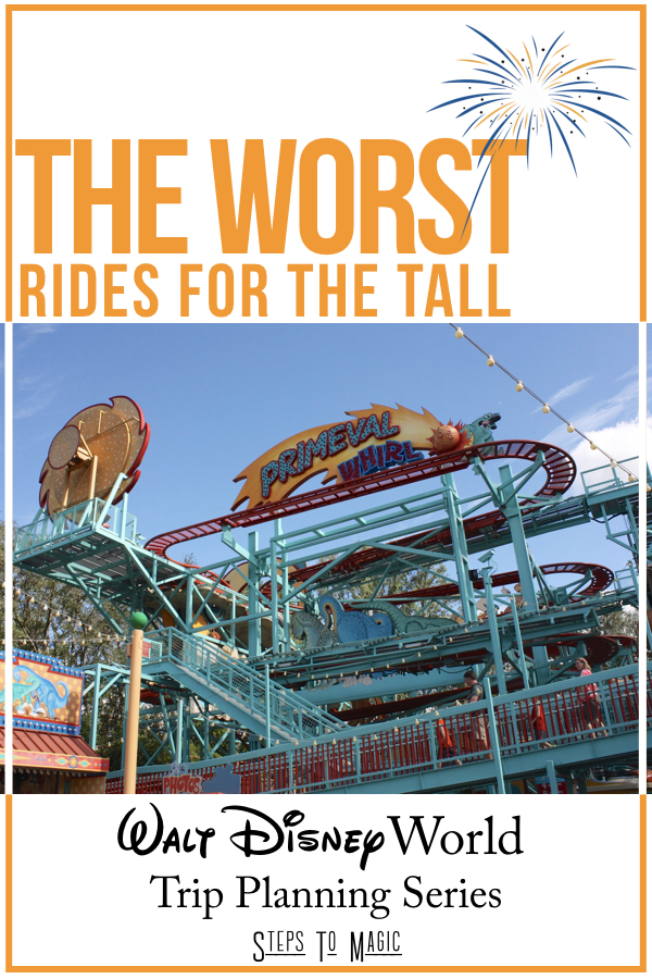 Worst Attractions for the Tall